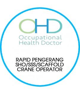 RAPID PENGERANG SHO/SSS/SCAFFOLD CRANE OPERATOR