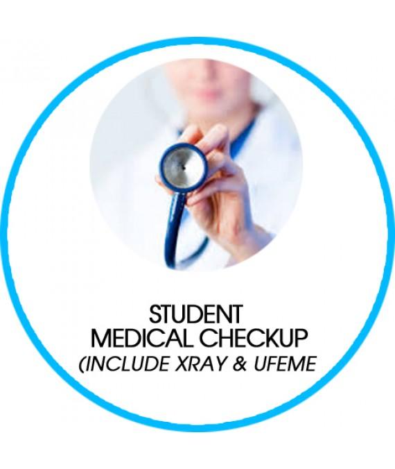 STUDENT MEDICAL CHECKUP